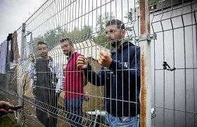 Migrantai Rūdninkuose 300 eurų kelionei namo nenori: saugumas svarbiau už pinigus