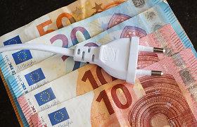 """""""Litgrid"""": elektra Lietuvoje per savaitę pigo 20 proc."""