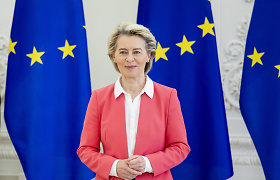 EK pirmininkės Ursulos von der Leyen metinis pranešimas Europos Parlamente