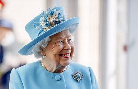 Elizabeth II suėjo 95-eri: be ko neapsieina nė vienas karalienės gimtadienis?