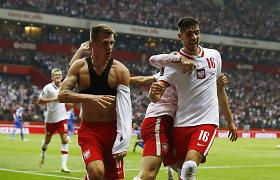 Pasaulio čempionato atranka: Lenkija išsigelbėjo prieš Angliją, Estija iškovojo tašką