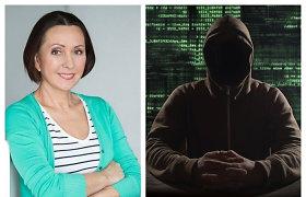 Internete siautėja astrologe V.Budraityte apsimetinėjantys sukčiai: policija pradėjo tyrimą