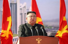 Šiaurės Korėja dėl koronaviruso grėsmės Tokijo olimpiadoje nedalyvaus