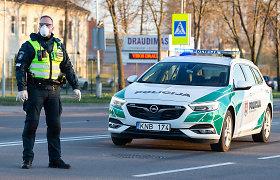 Marijampolės apskrities policijos moralas: ne tik vairuoja neblaivūs, bet ir siūlo kyšį pareigūnams