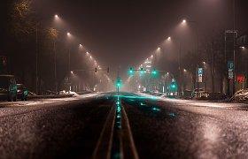 Gatvių apšvietimo modernizavimas Kaune pasiekė piką – sutaupyta virš 1,5 milijono kilovatvalandžių