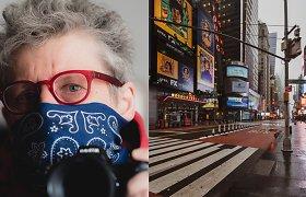 Niujorko fotografas V.Jankūnas: pasidaro nuobodu, kad kiekvieną dieną taip įdomu