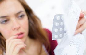 Neuromokslininkė atskleidė, kas jau žinoma apie hormoninės kontracepcijos poveikį smegenims: žinios verčia suklusti