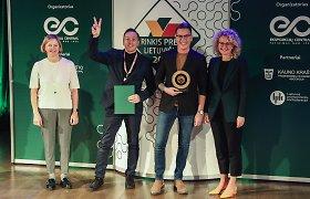 S.Vaitulionio kurti namų kvepalai antrus metus iš eilės pelnė aukso medalį