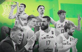 Kelionė į ateitį: kaip kitose olimpinėse žaidynėse atrodytų Lietuvos rinktinė?
