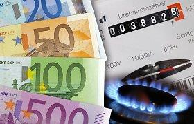 """""""GET Baltic"""" biržoje – naujas dujų kainos rekordas"""