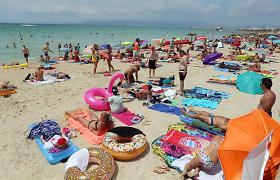Turistus savo grožiu viliojanti Maljorkos sala