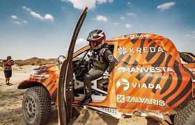 Antanas Juknevičius rinks pinigus naujam automobiliui – rengia pirmąjį Lietuvoje Dakaro relikvijų aukcioną