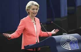 R.Vilpišauskas: Europos Komisijos pirmininkės pranešime – svarbios žinios Lietuvai