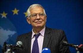 ES: Iranas pasirengęs artimiausiu metu atnaujinti branduolines derybas
