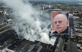 """""""Ekologistikos"""" gaisro byloje – 7 įtariamieji: Lietuvai padaryta 6 mln. eurų žala"""