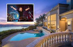 """Štai kaip gyvena roko žvaigždės: apžiūrėkite """"Metallica"""" būgnininko namus San Fransiske"""