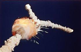 """Kokią klaidą, dėl kurios pražuvo erdvėlaivis """"Challenger"""" su 7 astronautais, padarė NASA?"""
