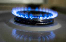 """""""GET Baltic"""": dujų kainos siekia rekordines aukštumas"""