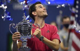 """Reto grožio """"US Open"""" finale – istorinis austro sugrįžimas ir nagais išplėštas titulas"""