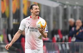Europos lygos burtai lėmė intriguojančią porą: Zlatanas grįš į Mančesterį