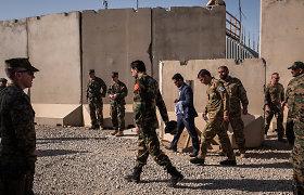 JAV pasitraukus, Afganistanas vėl taps teroristų irštva?