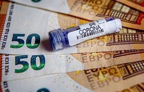 Vyriausybė už 100 tūkst. eurų įsigijo reklamos paslaugas: komunikuos ir apie COVID-19