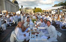 "Atskleista elegantiškiausio pasaulio pikniko ""Le Dîner en Blanc"" Vilniuje data"