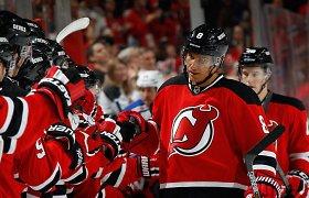 """Dainius Zubrus atsisveikino su """"Devils"""" ir ieško naujo klubo"""