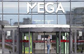 """""""Swedbank"""" suteikė 70 mln. Eur paskolą Kauno prekybos ir laisvalaikio centrui """"Mega"""""""