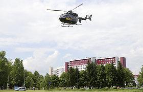 Naujausių valstybės investicijų TOP 5: nuo sraigtasparnių aikštelės ant Santaros klinikų stogo iki gilesnio uosto