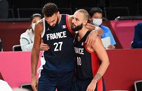 """Po atkakliausio finalo per pusę amžiaus – prancūzų apmaudas: """"Atvykome čia aukso"""""""