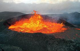 """""""Mokslo sriuba"""": kodėl mūsų planetos gelmėse taip karšta?"""