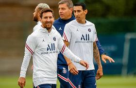 """UEFA Čempionų lygos burtai: """"Manchester City"""" ir PSG – vienoje grupėje"""