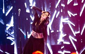 """""""Eurovizijos"""" atranką paliko dar 5 dalyviai, lydere tapo Aistė Pilvelytė"""