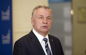 Ekonomikos ministras R.Sinkevičius: savo politinę karjerą baigiau
