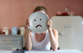 """Terapeutė I.Gerčienė: """"Emociniai valgytojai moka meistriškai slėptis"""""""