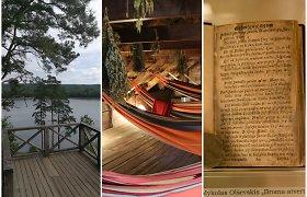 5 išskirtinės vietos Aukštaitijoje, kurioms aplankyti pakaks savaitgalio