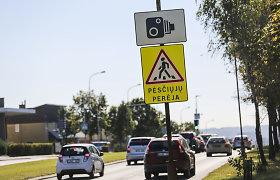 Skaitytojas nustebo: Vilniuje veikia šviesoforas-auklėtojas?