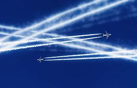 IATA: oro vežėjai atmeta ES planą apmokestinti orlaivių degalus
