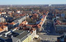 Klaipėdos uoste prisišvartavo keltas iš Kylio su Lietuvos piliečiais
