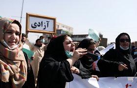 Talibanas draus Afganistano moterims sportuoti