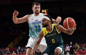 42 taškų P.Millso fenomenas nutraukė australų prakeiksmą – Slovėnija liko be medalio