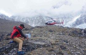 Iš naujo pamatuotas didžiausios pasaulio viršukalnės aukštis