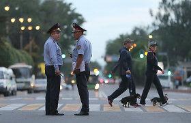 Kazachstane per susišaudymą žuvo penki žmonės