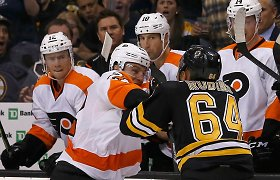 Ketveriomis rungtynėmis prasidėjo 2014-2015 metų NHL reguliarusis sezonas