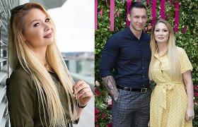 Artėjant vestuvėms Natalija Bunkė verčia naują savo gyvenimo lapą