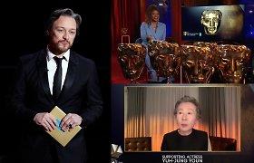 Išdalytos likusios BAFTA apdovanojimų statulėlės: britai išrinko geriausius filmus ir aktorius