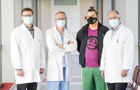 Nekalti skausmai krūtinėje išdavė, kad 17-metis Lukas serga grėsminga liga