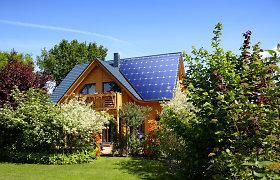 Saulės elektrinės: ką būtina žinoti apie pastato atitiktį A++ energinio naudingumo klasės reikalavimams