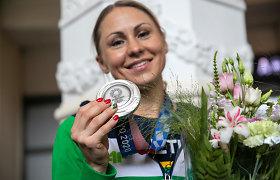 L.Asadauskaitė-Zadneprovskienė bus apdovanota Krašto apsaugos sistemos medaliu